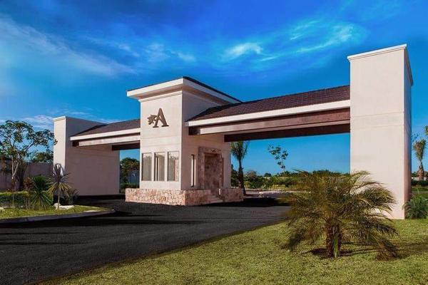 Foto de terreno habitacional en venta en  , temozon norte, mérida, yucatán, 7195973 No. 02