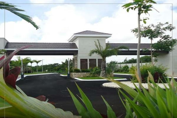 Foto de terreno habitacional en venta en  , temozon norte, mérida, yucatán, 7195973 No. 05