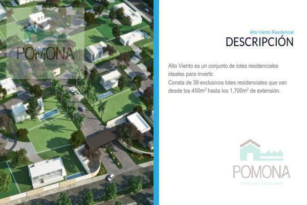 Foto de terreno habitacional en venta en  , temozon norte, mérida, yucatán, 7221816 No. 12