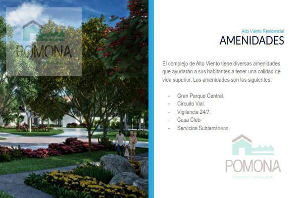 Foto de terreno habitacional en venta en  , temozon norte, mérida, yucatán, 7221816 No. 13