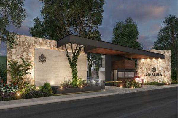 Foto de casa en venta en  , temozon norte, mérida, yucatán, 7223533 No. 02