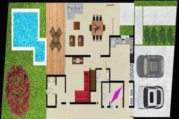 Foto de casa en venta en  , temozon norte, mérida, yucatán, 7223533 No. 03