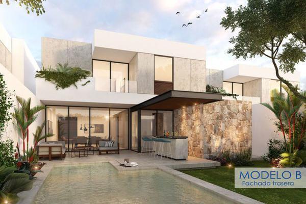 Foto de casa en venta en  , temozon norte, mérida, yucatán, 7292478 No. 01