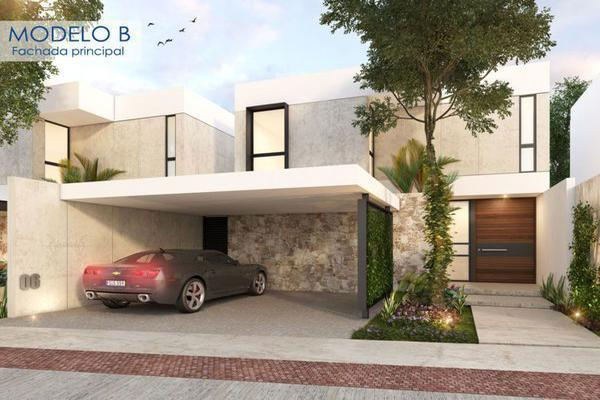 Foto de casa en venta en  , temozon norte, mérida, yucatán, 7292478 No. 03