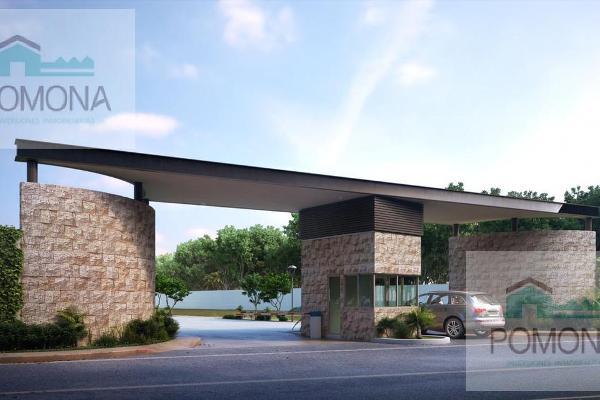 Foto de terreno habitacional en venta en  , temozon norte, mérida, yucatán, 7468260 No. 01