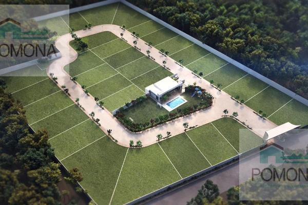 Foto de terreno habitacional en venta en  , temozon norte, mérida, yucatán, 7468260 No. 02