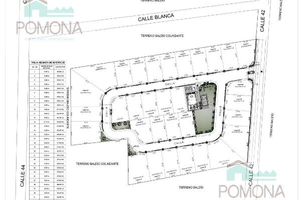 Foto de terreno habitacional en venta en  , temozon norte, mérida, yucatán, 7468260 No. 03