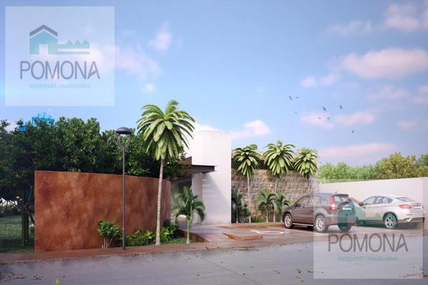 Foto de terreno habitacional en venta en  , temozon norte, mérida, yucatán, 7468260 No. 06