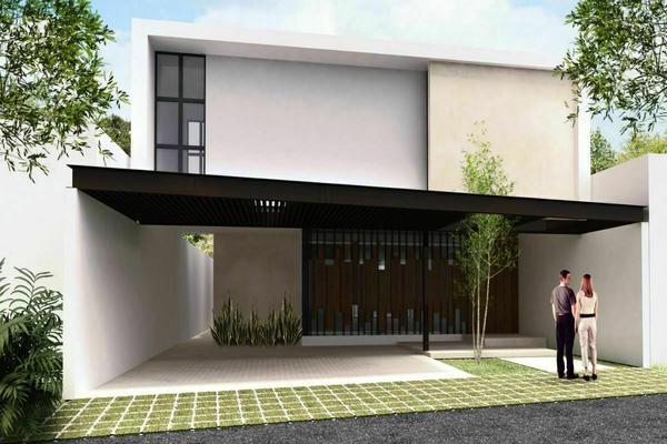 Foto de casa en venta en  , temozon norte, mérida, yucatán, 7493493 No. 01