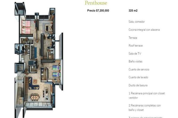 Foto de departamento en venta en  , temozon norte, mérida, yucatán, 7518310 No. 04