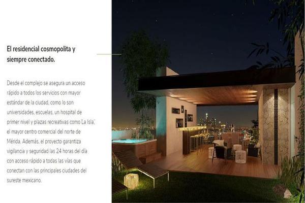 Foto de departamento en venta en  , temozon norte, mérida, yucatán, 7518310 No. 06