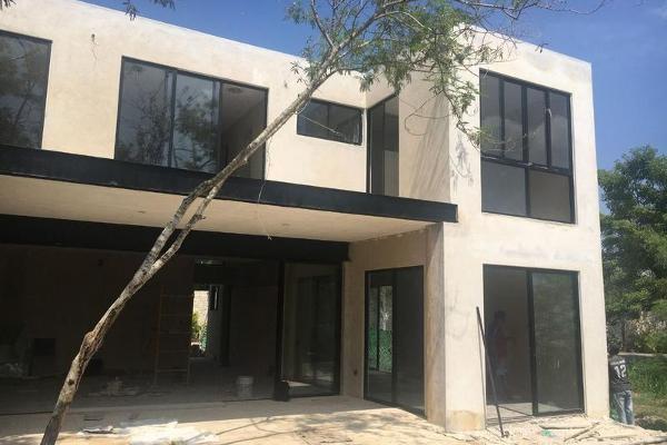 Foto de casa en venta en  , temozon norte, mérida, yucatán, 7860242 No. 01