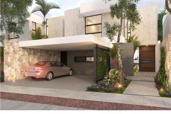 Foto de casa en venta en  , temozon norte, mérida, yucatán, 7860312 No. 01