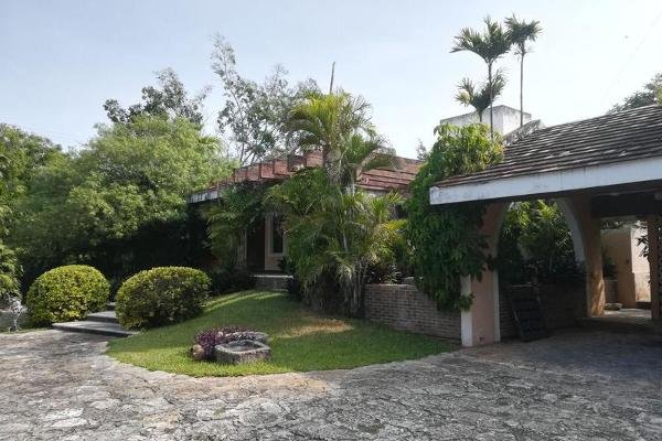 Foto de casa en renta en  , temozon norte, mérida, yucatán, 7860377 No. 02