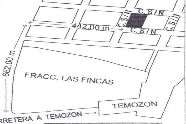 Foto de terreno habitacional en venta en  , temozon norte, mérida, yucatán, 7860507 No. 02