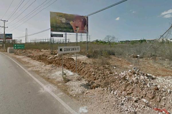 Foto de terreno habitacional en venta en  , temozon norte, mérida, yucatán, 7860517 No. 01