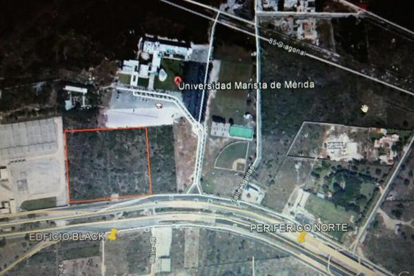 Foto de terreno habitacional en venta en  , temozon norte, mérida, yucatán, 7860517 No. 03
