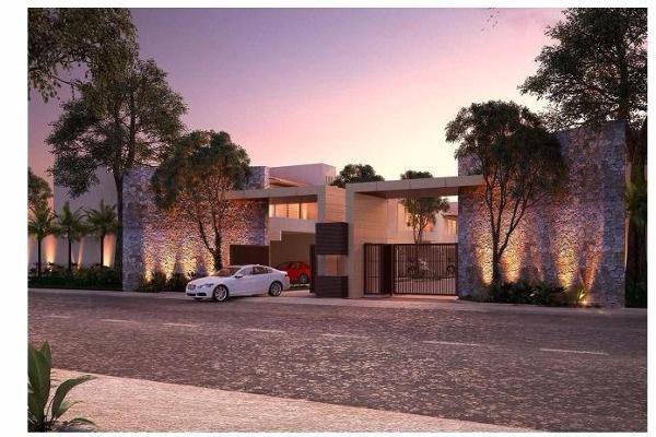 Foto de casa en venta en  , temozon norte, mérida, yucatán, 7860552 No. 01