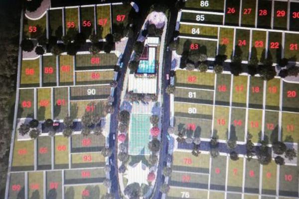 Foto de terreno habitacional en venta en  , temozon norte, mérida, yucatán, 7860562 No. 01