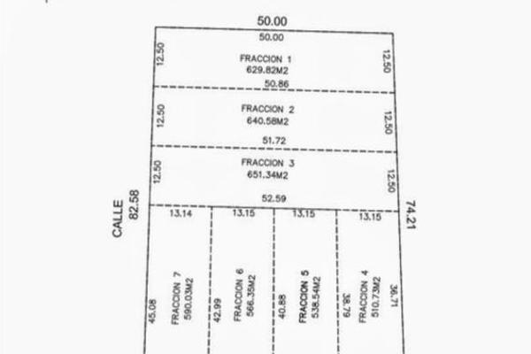 Foto de terreno habitacional en venta en  , temozon norte, mérida, yucatán, 7860621 No. 01
