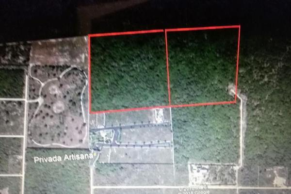 Foto de terreno habitacional en venta en  , temozon norte, mérida, yucatán, 7861290 No. 01