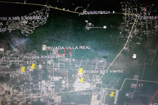 Foto de terreno habitacional en venta en  , temozon norte, mérida, yucatán, 7861290 No. 02