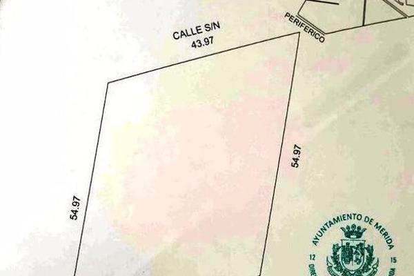 Foto de terreno habitacional en venta en  , temozon norte, mérida, yucatán, 7861628 No. 01