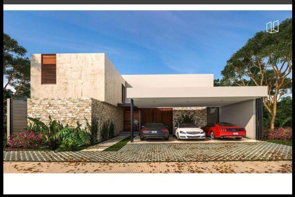 Foto de casa en venta en  , temozon norte, mérida, yucatán, 7861663 No. 01