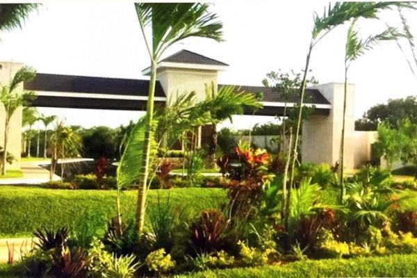 Foto de terreno habitacional en venta en  , temozon norte, mérida, yucatán, 7861683 No. 02