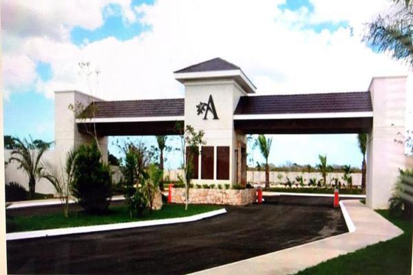 Foto de terreno habitacional en venta en  , temozon norte, mérida, yucatán, 7861683 No. 03