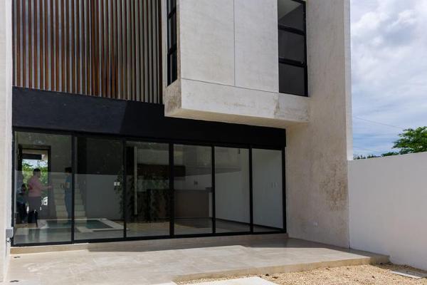 Foto de casa en venta en  , temozon norte, mérida, yucatán, 7876566 No. 01