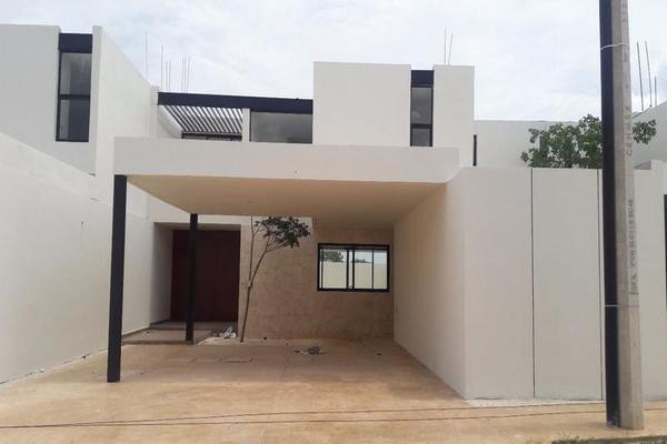 Foto de casa en venta en  , temozon norte, mérida, yucatán, 8068816 No. 01