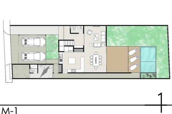 Foto de casa en venta en  , temozon norte, mérida, yucatán, 8068816 No. 03