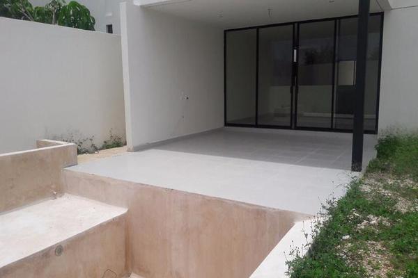 Foto de casa en venta en  , temozon norte, mérida, yucatán, 8068816 No. 11