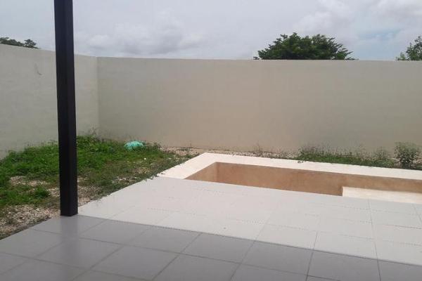 Foto de casa en venta en  , temozon norte, mérida, yucatán, 8068816 No. 15