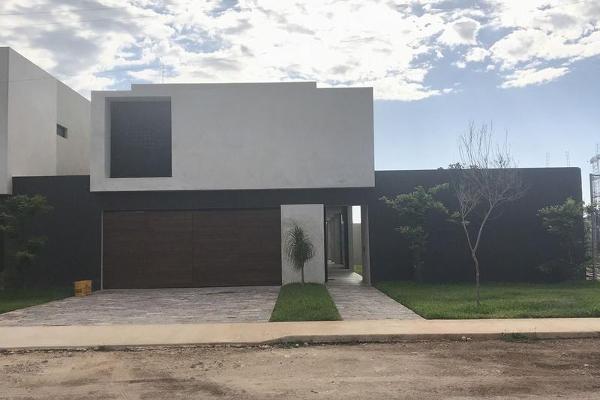 Foto de casa en venta en  , temozon norte, mérida, yucatán, 8099970 No. 01