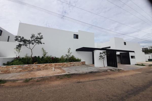 Foto de casa en venta en  , temozon norte, mérida, yucatán, 8111563 No. 01
