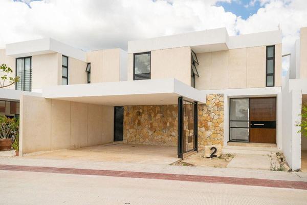 Foto de casa en venta en  , temozon norte, mérida, yucatán, 8311813 No. 01