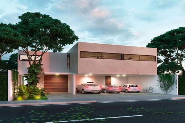 Foto de casa en venta en  , temozon norte, mérida, yucatán, 8312107 No. 01