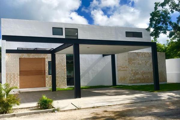 Foto de casa en venta en  , temozon norte, mérida, yucatán, 8318468 No. 01