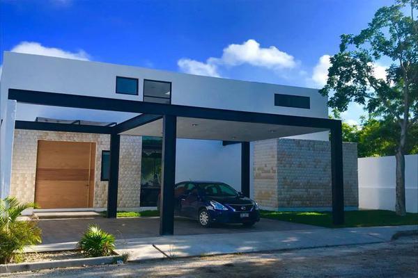 Foto de casa en venta en  , temozon norte, mérida, yucatán, 8318468 No. 02