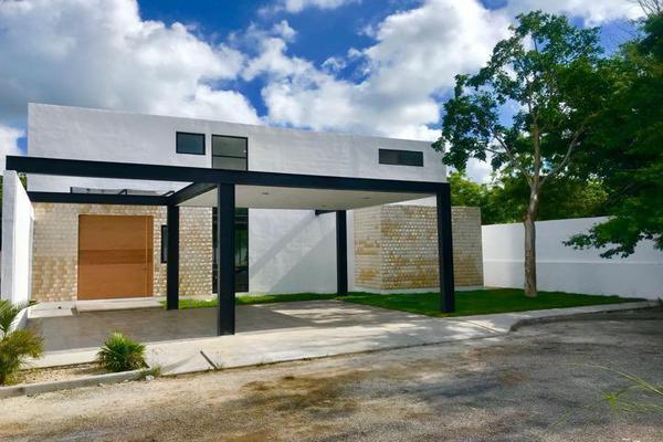 Foto de casa en venta en  , temozon norte, mérida, yucatán, 8318468 No. 03