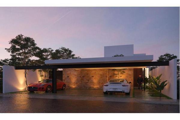 Foto de casa en venta en  , temozon norte, mérida, yucatán, 8318568 No. 01