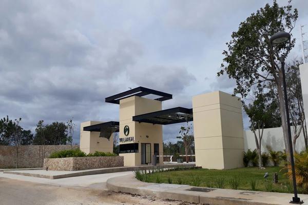Foto de terreno habitacional en venta en  , temozon norte, mérida, yucatán, 8377659 No. 01