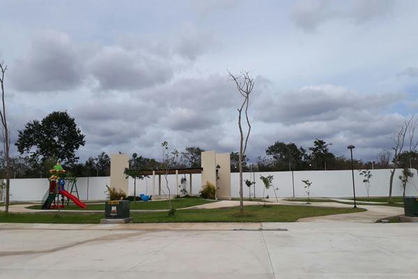 Foto de terreno habitacional en venta en  , temozon norte, mérida, yucatán, 8377659 No. 04
