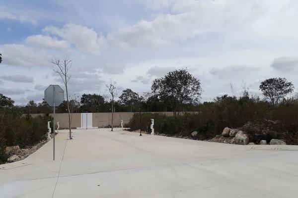 Foto de terreno habitacional en venta en  , temozon norte, mérida, yucatán, 8377659 No. 12