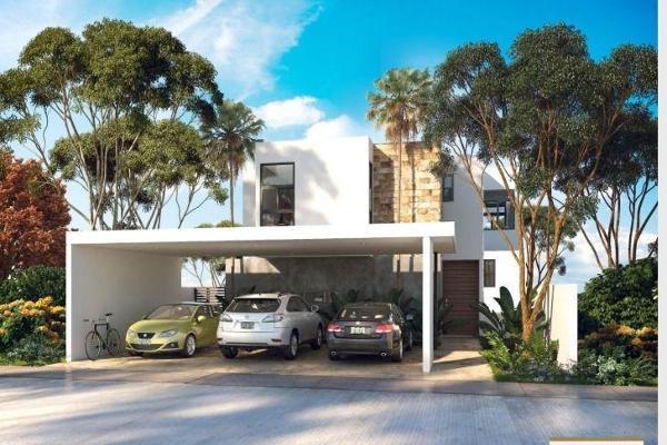 Foto de casa en venta en  , temozon norte, mérida, yucatán, 8422059 No. 01