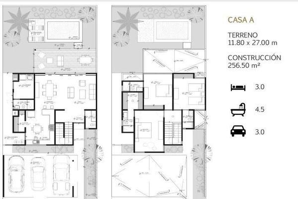 Foto de casa en venta en  , temozon norte, mérida, yucatán, 8422059 No. 02