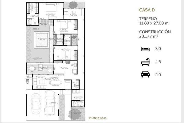 Foto de casa en venta en  , temozon norte, mérida, yucatán, 8422059 No. 25