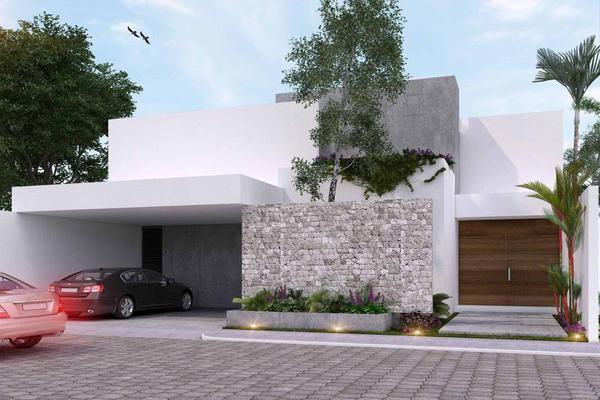 Foto de casa en venta en  , temozon norte, mérida, yucatán, 8422899 No. 02